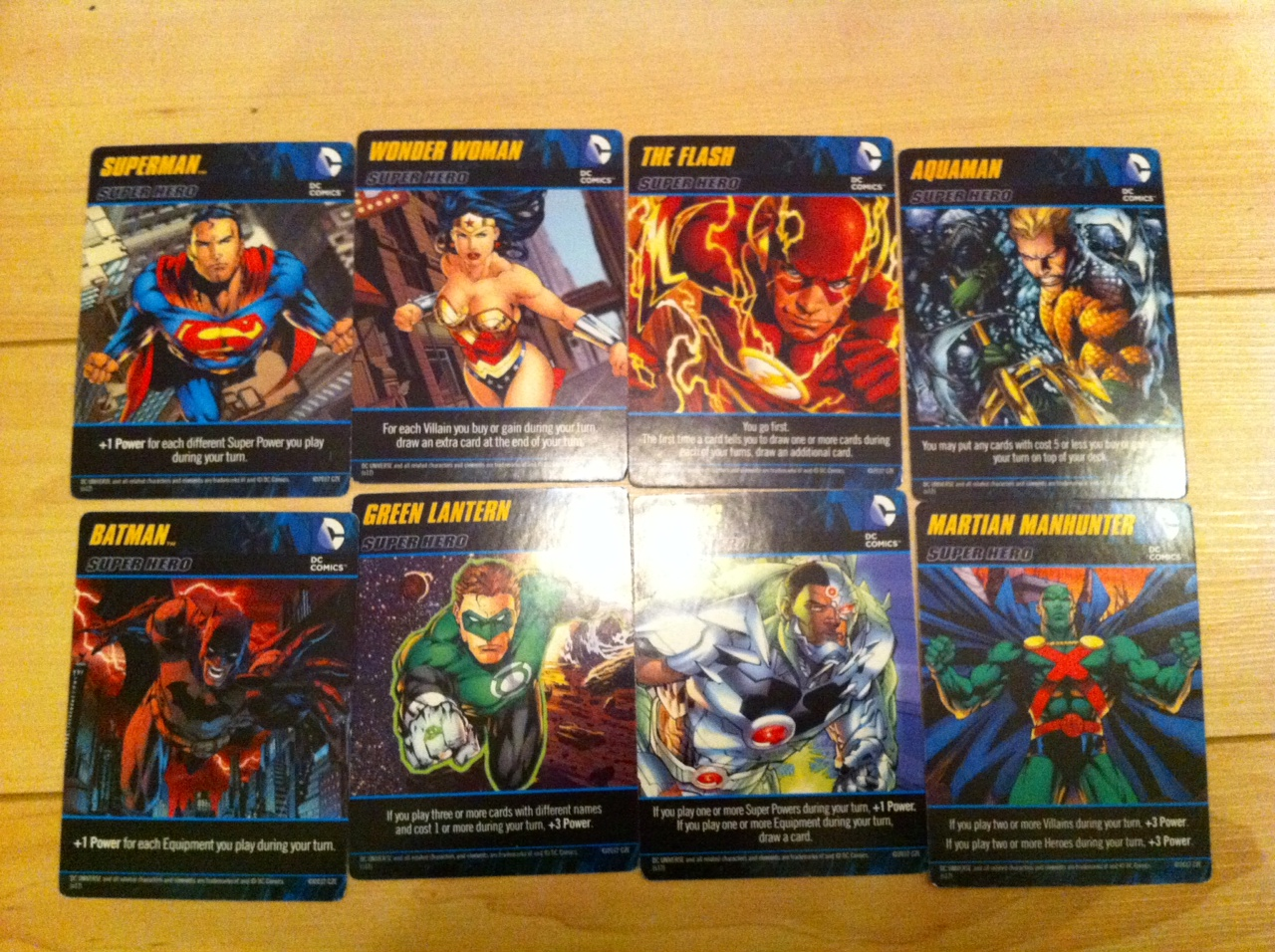 Best Cards In Dc Deck Building Game
