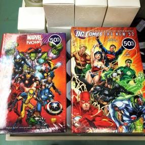 Marvel Now New 52