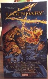 Legendary: Fantastic 4