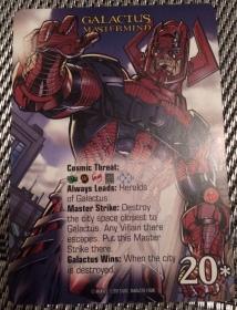 Legendary: Fantastic 4 Galactus