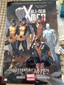 All New X-Men Vol. 1: Yesterday's X-Men