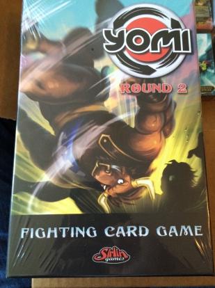 Yomi: Round 2