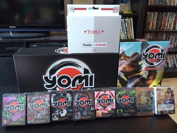 Yomi Full Set