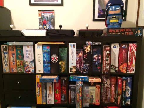Board Game Collection 2014