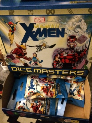Marvel Dice Masters: Uncanny X-Men Booster Box