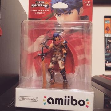 Ike Amiibo