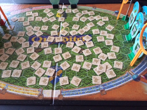 Quidditch: The Board Game