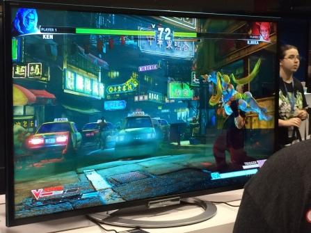 Street Fighter V Fan Expo