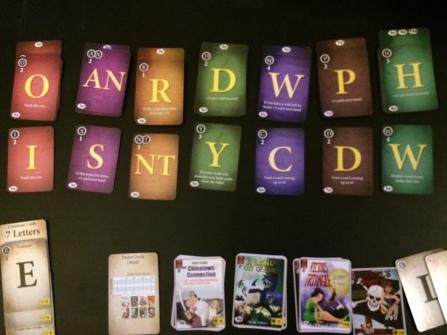 Paperback Card Game