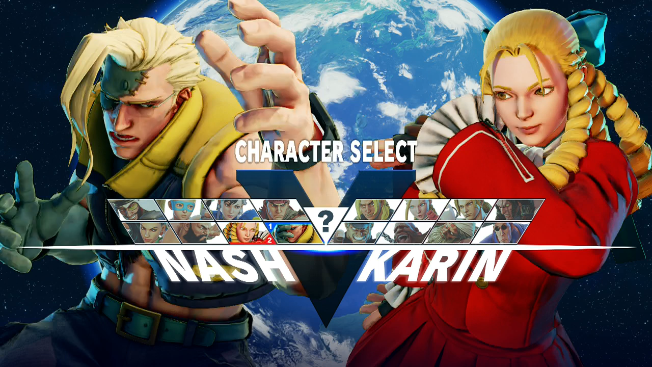 Ranking The Street Fighter V Cast Based On Personal Hype Levels In Third Person