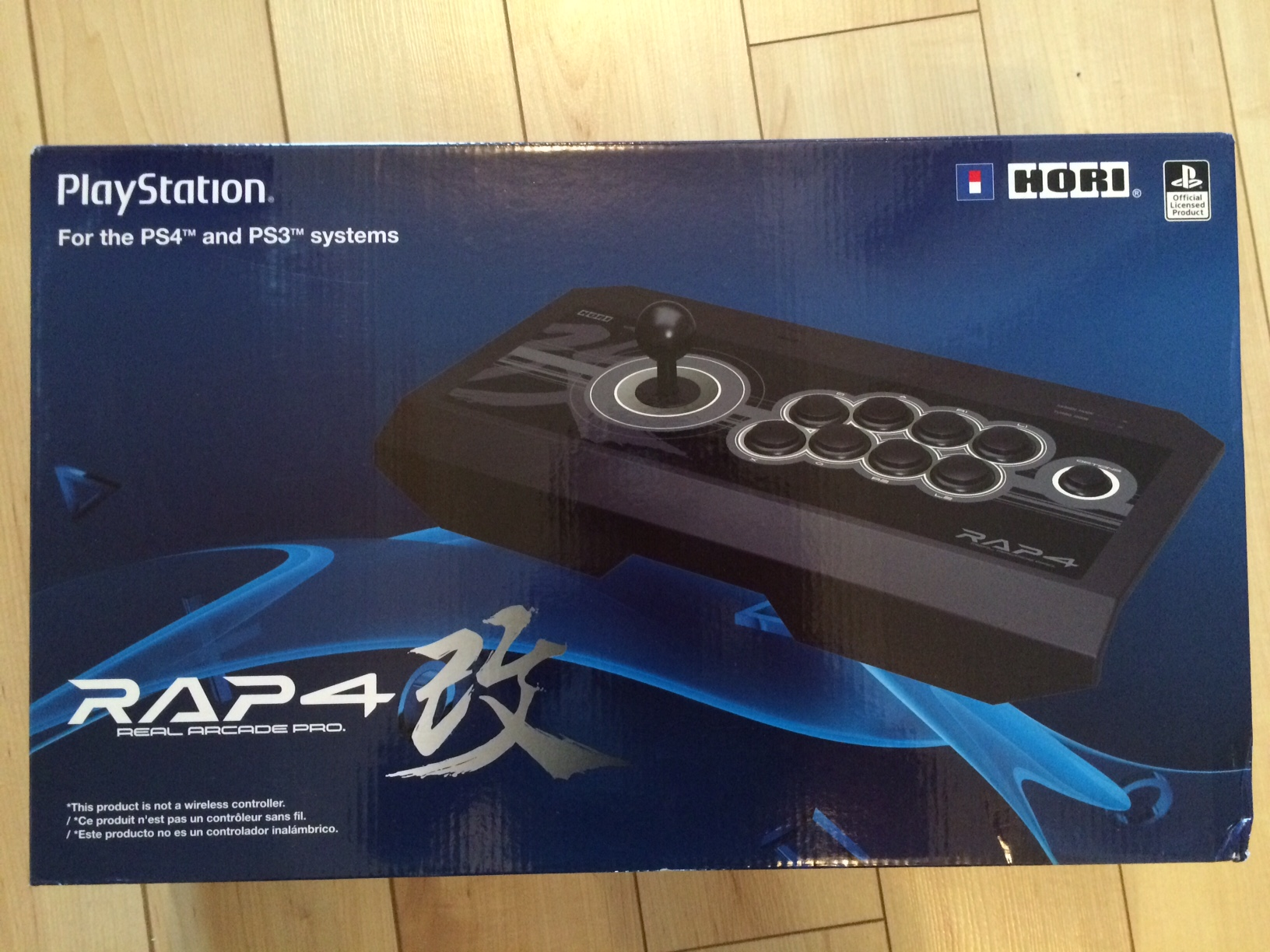 Fakespot | Hori Real Arcade Pro 4 Kai Blue For Playstation ...