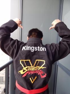 Street Fighter V Kingston