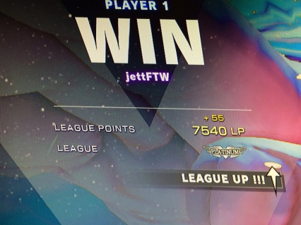 Street Fighter V jettFTW Platinum