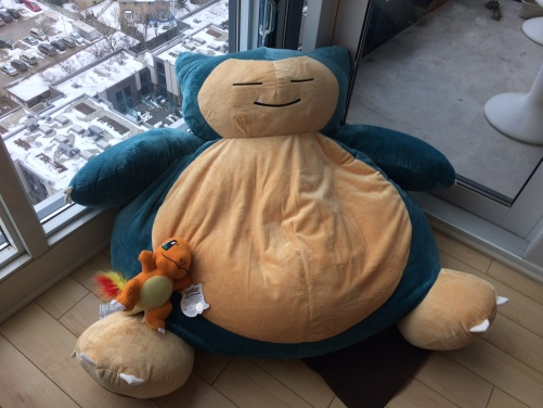 Snorlax Bean Bag Chair