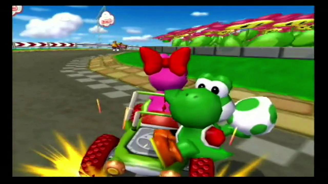 Gamecube Week Did I Misjudge Mario Kart Double Dash In Third Person