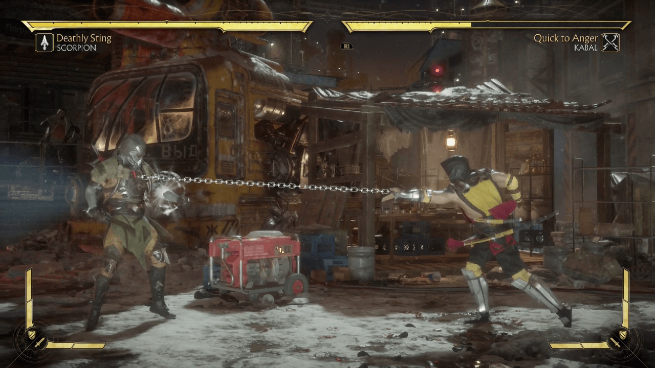 Mortal Kombat 11 And The Evolution Of Scorpion S Spear In Third